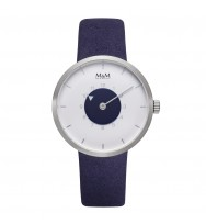 M&M Uhren, Ersatzarmband M11950-923, Inner Circle