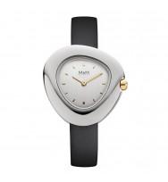 M&M Uhren, Ersatzarmband M11924-462, Pebble