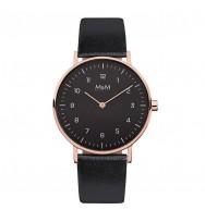 M&M Uhren, Ersatzarmband M11892-496, Basic 36