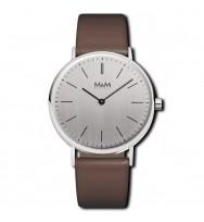 M&M Uhren, Ersatzarmband M11892-542, Basic 36