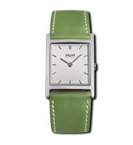 M&M Uhren, Ersatzarmband M11897-642, Basic Star