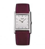 M&M Uhren, Ersatzarmband M11897-842, Basic Star