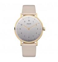 M&M Uhren, Ersatzarmband M11892-933, Basic 36