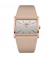 M&M Uhren, Ersatzarmband M11905-992, Best Basic