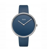 M&M Uhren, Ersatzarmband M11943-626, Big Sun