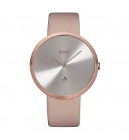M&M Uhren, Ersatzarmband M11881-992, Big Time