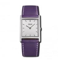 M&M Uhren, Ersatzarmband M11897-942, Basic Star
