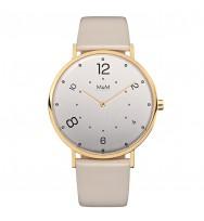 M&M Uhren, Ersatzarmband M11870-913, Basic 40