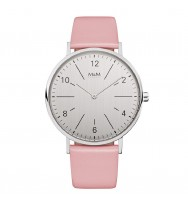 M&M Uhren, Ersatzarmband M11870-943, Basic 40