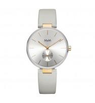 M&M Uhren, Ersatzarmband M11923-862, Metal Flat