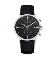 M&M Uhren, Ersatzarmband M11911-645, Chronograph