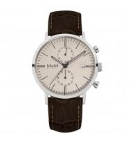 M&M Uhren, Ersatzarmband M11911-747, Chronograph