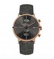 M&M Uhren, Ersatzarmband M11911-995, Chronograph