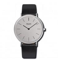 M&M Uhren, Ersatzarmband M11870-442, Basic 40