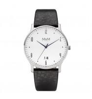 M&M Uhren, Ersatzarmband M11940-443, New Flat Line