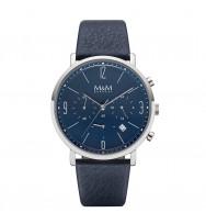 M&M Uhren, Ersatzarmband M11942-849, New Chrono