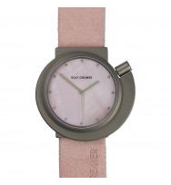 Rolf Cremer Damen-Armbanduhr Spirale Analog Quarz 492346