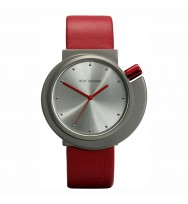 Rolf Cremer Damen-Armbanduhr Spirale Analog Quarz 492316