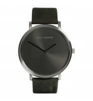 Rolf Cremer Damen-Armbanduhr Flat 45 Analog Quarz 501301