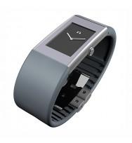Ersatzarmband Rosendahl Watch 2 Large, Modell 43169, graublau