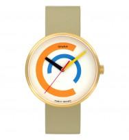 Walter Gropius Uhr Centum WG010-02