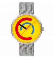 Walter Gropius Uhr Centum WG010-03M