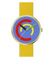 Walter Gropius Uhr Centum WG010-04
