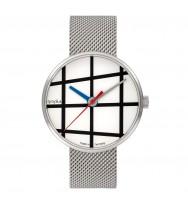 Walter Gropius Uhr Windows WG001-01M