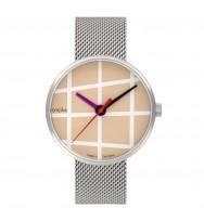 Walter Gropius Uhr Windows WG001-04M