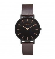 WATCHPEOPLE Damenuhr BLACK ROSE WP055-01
