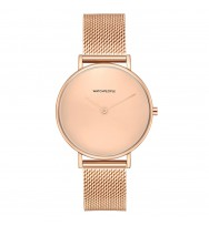 WATCHPEOPLE Damen-Armbanduhr Make Up Analog Quarz WP009-02