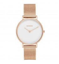 WATCHPEOPLE Damen-Armbanduhr YES MINIMAL Analog Quarz WP005-02