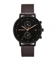 Watchpeople Herrenuhr Black Rose WP054-01