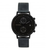 Watchpeople Herrenuhr Cosmo Black WP049-01
