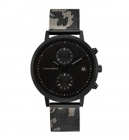 Watchpeople Herrenuhr Cosmo Camouflage WP049-03