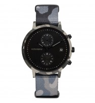 Watchpeople Herrenuhr Cosmo Camouflage WP051-01