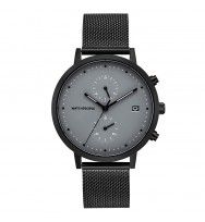 Watchpeople Herrenuhr Cosmo Black WP050-02