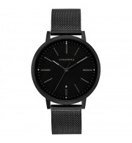 Watchpeople Herrenuhr Hidden Black WP044-02