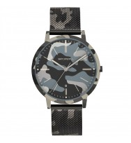 Watchpeople Herrenuhr Hidden Camouflage WP046-01