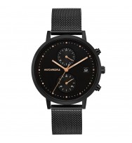 Watchpeople Herrenuhr Black Rose WP054-02