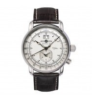 Zeppelin Herren-Armbanduhr 100 Jahre Zeppelin Analog Quarz 7640-1