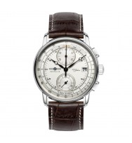 Zeppelin Herren-Armbanduhr 100 Jahre Zeppelin Analog Quarz 8670-1