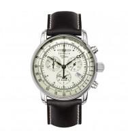 Zeppelin Herren-Armbanduhr 100 Jahre Zeppelin Analog Quarz 8680-3