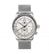 Zeppelin Herren-Armbanduhr 100 Jahre Zeppelin Analog Quarz 7640M-1