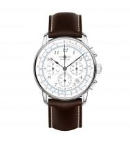 Zeppelin Herren-Armbanduhr LZ 126 Los Angeles Analog Automatik 7624-1