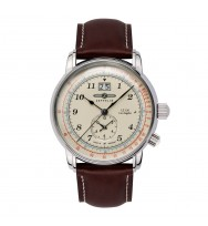Zeppelin Herren-Armbanduhr LZ 126 Los Angeles Analog Quarz 8644-5