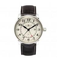 GMT Zeppelin Herren-Armbanduhr LZ 127 Graf Zeppelin 7642-5
