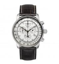 Zeppelin Herren-Armbanduhr 100 Jahre Zeppelin Analog Quarz 7680-1